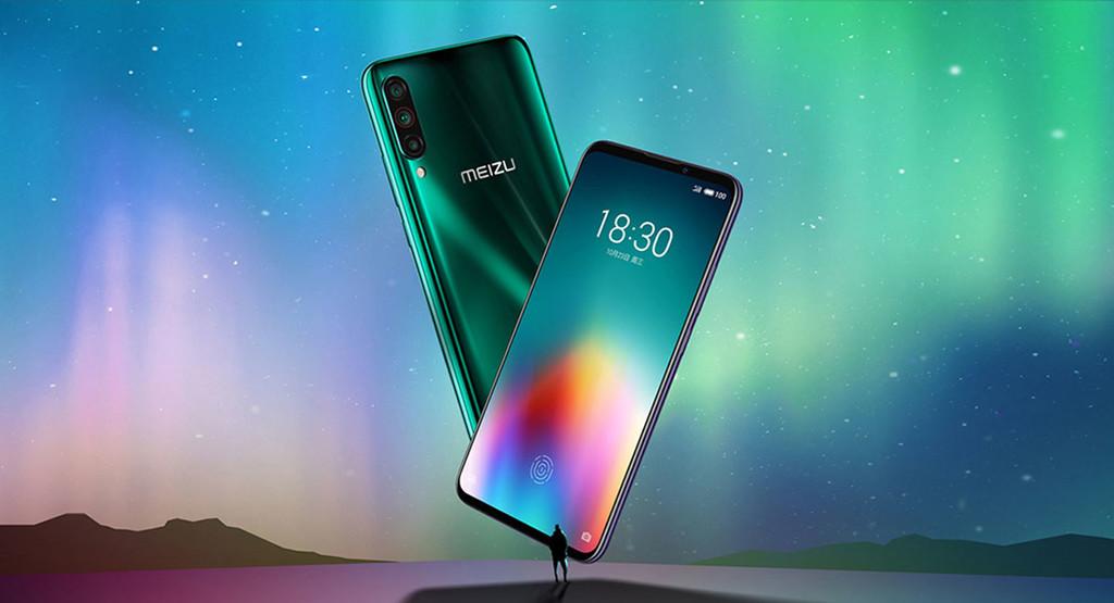 Meizu 16T: Snapdragon™ 855, alguna gran batería y nada de notch en este gama alta económico