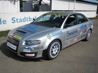 Hohenester HS 650 Audi A4 Quattro, el más rápido del Mundo a biogás