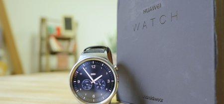 Los Huawei Watch, el Moto 360 segunda generación y otros smartwaches recibirán pronto Android Wear 2.0