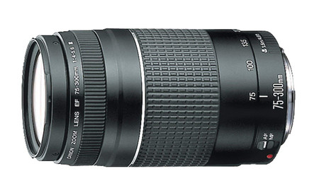 Canon75 300mm