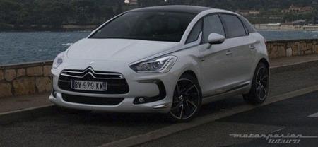 El próximo abril conoceremos el Citroën DSX concept