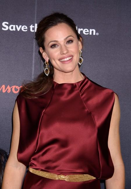 Jennifer Garner tiene el color perfecto para la Navidad y se lo vamos a copiar