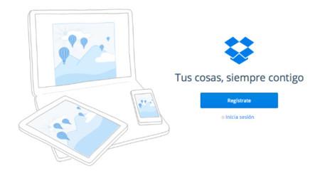Dropbox presentaría la combinación de cuentas personales y profesionales