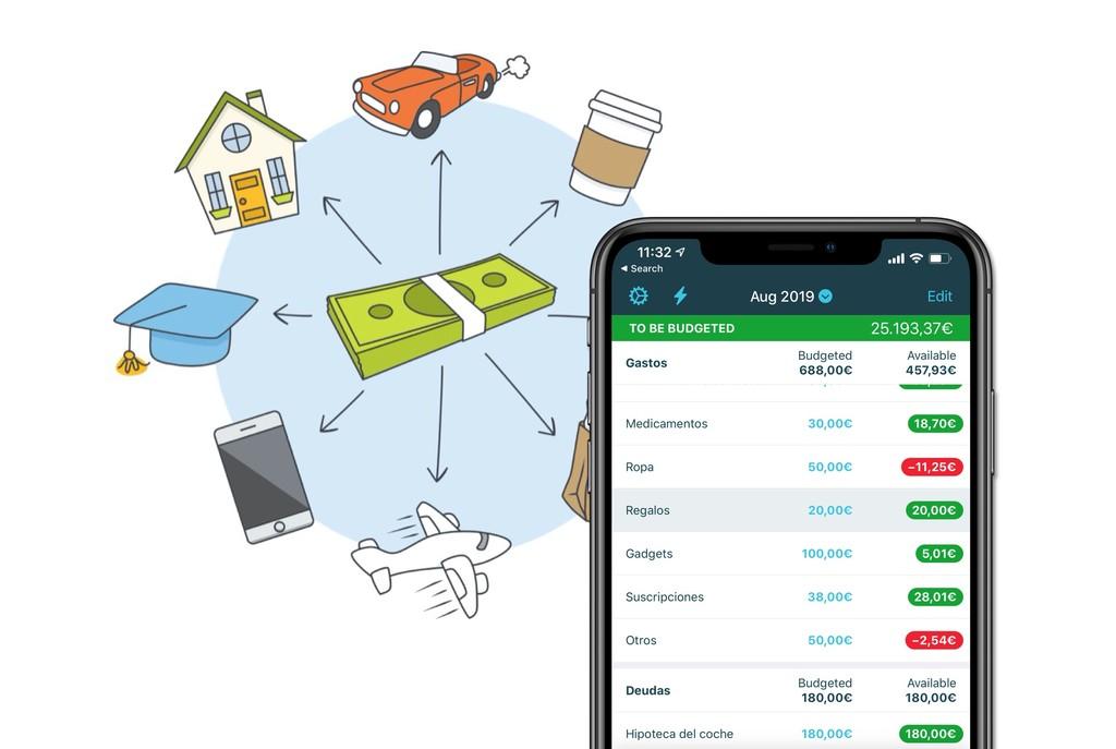 YNAB, el mejor método para verificar los pagos e ingresos: App de la Semana