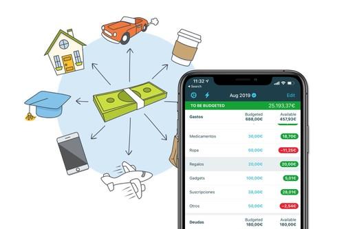 YNAB, el mejor método para controlar los gastos e ingresos: App de la Semana