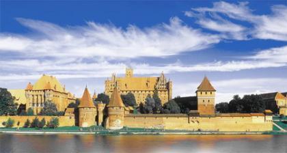 Malbork: La fortaleza gótica más grande de Europa