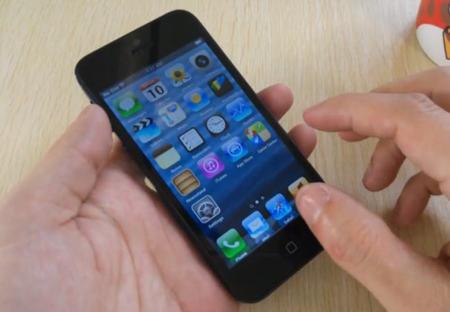Goophone i5S, un clon del iPhone 5 por 149 dólares