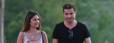 Ha llegado el fin de la Era 'Merlos Place': Alfonso Merlos y Alexia Rivas rompen su relación tras cinco meses juntos en la salud y en la 'confindad' ¿por Skype?