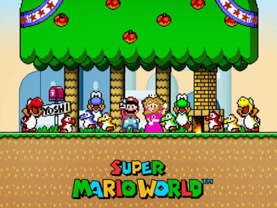 Un speedrunner completa Super Mario World en 17 minutos... ¡a ciegas!