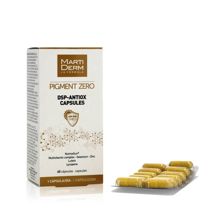 Martiderm Pigment Zero Dsp Antiox Caspulas 60unidades 1 6042261dd2440