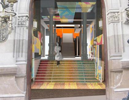 Barcelona tendrá un H&M diseñado por Mariscal