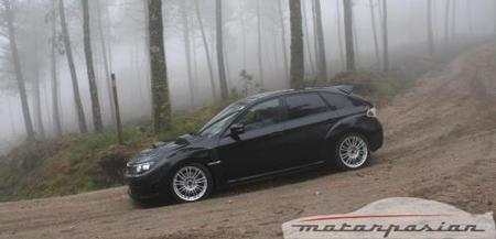 Subaru Impreza WRX STI, prueba (parte 1)