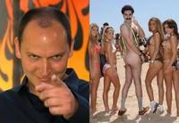 Louis Leterrier dirigirá la parodia de 007 protagonizada por Sacha Baron Cohen
