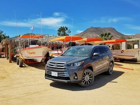 Manejamos la Toyota Highlander 2017 por más de 1,000 km en una ruta extrema al norte de México