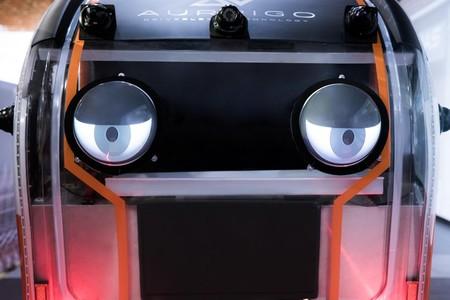 Jaguar Driverless Pod With Eyes 4