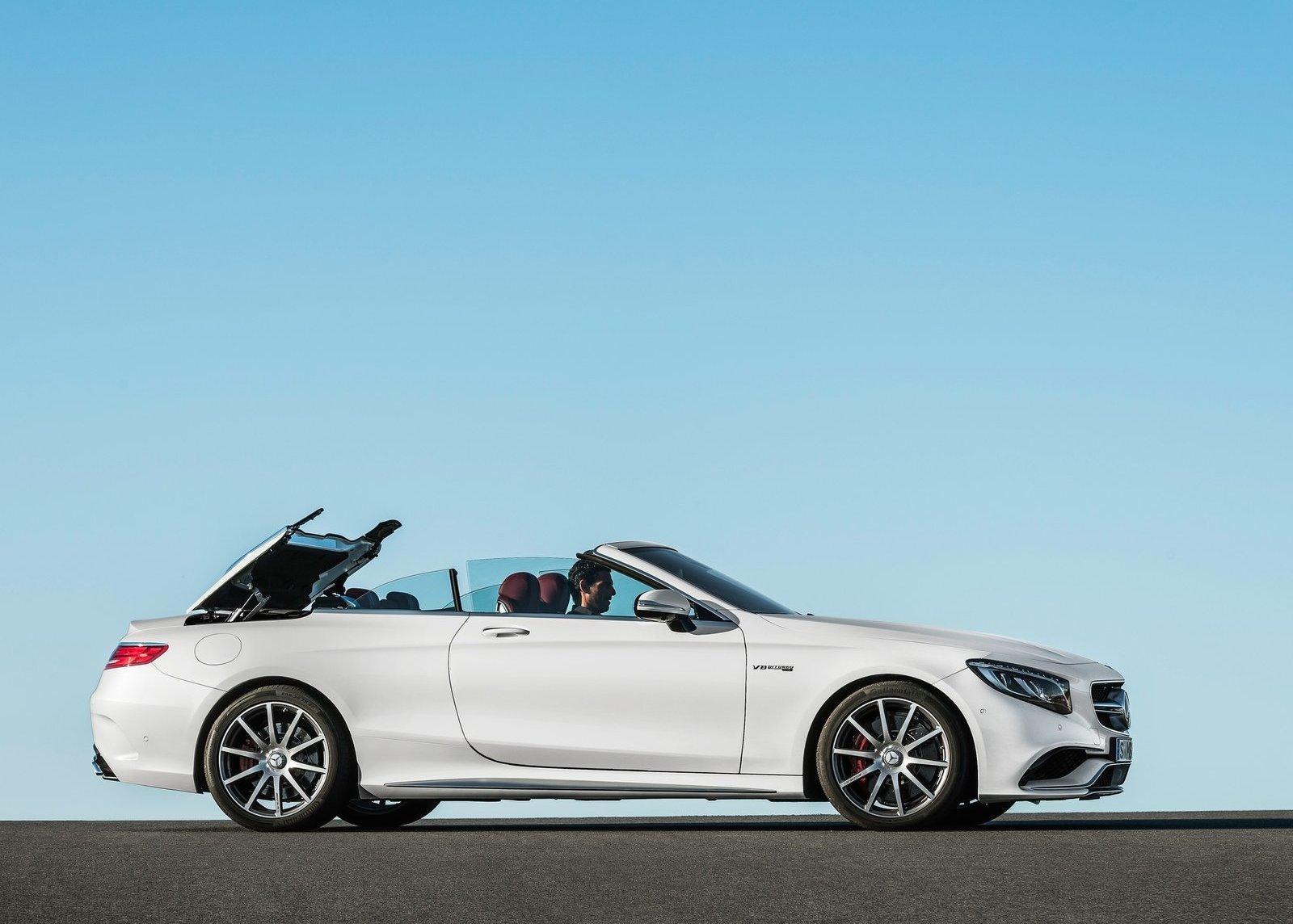 Foto de Mercedes-AMG S 63 Cabriolet (14/19)