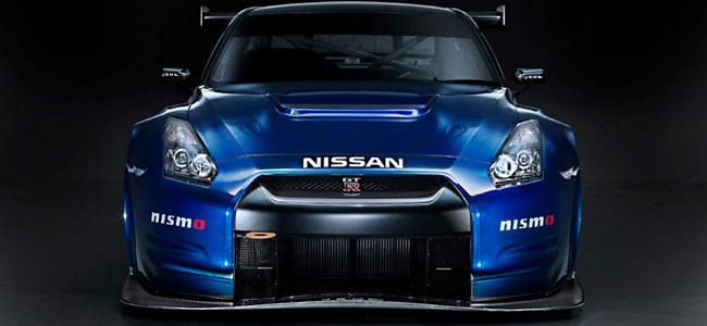 Nissan GT-R Nismo GT3, de competición