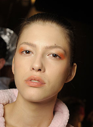Tendencias peinados y maquillaje 2009 en pasarelas (I): New York Fashion Week