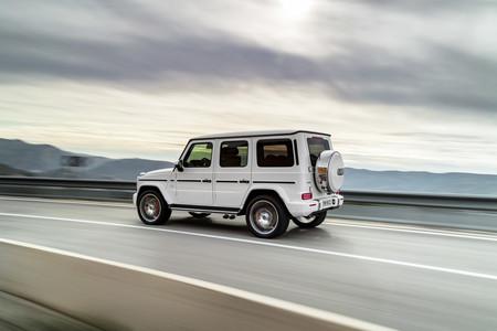 Mercedes Amg G 63 2018 220