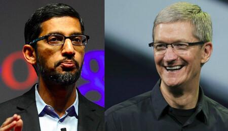Google paga entre 8.000 y 12.000 millones de dólares por ser el buscador del iPhone, según la justicia de EEUU