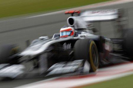 GP de Alemania F1 2011: Williams, con muchos cambios