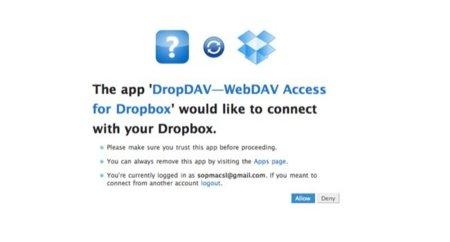 webdavdropbox