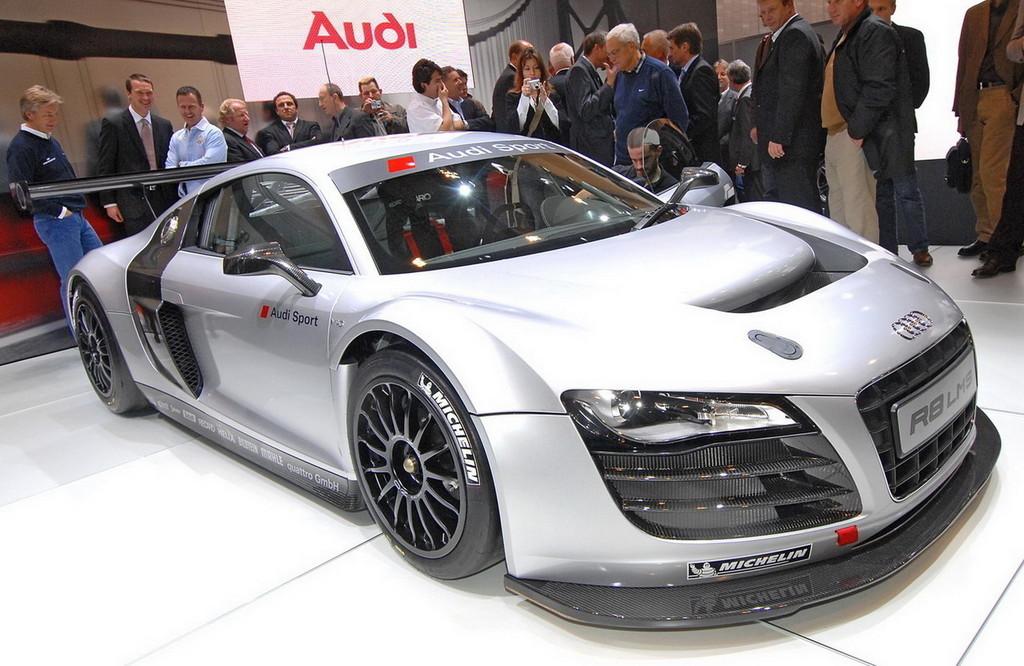 Foto de Audi R8 LMS (1/13)