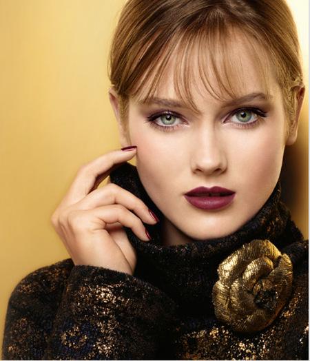 Chanel Navidad 2012
