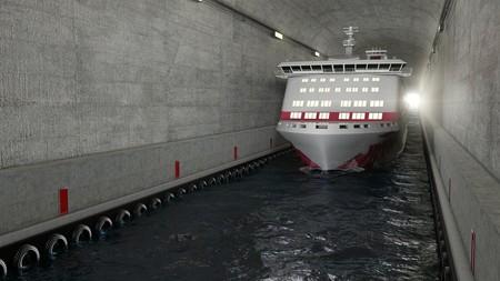 Stad Ship Tunnel 1