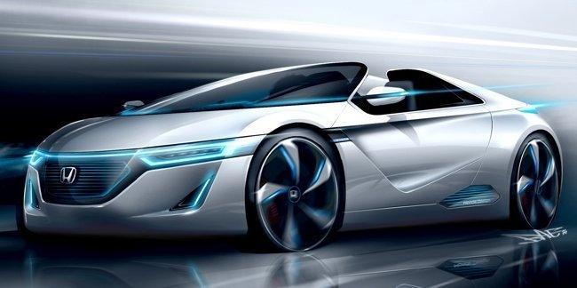 Honda-Small-Sports-EV-Concept