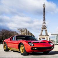 Así ha restaurado Lamborghini el Miura SV de Jean Todt, expuesto ahora en el Rétromobile de París