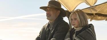 Estrenos de cine: la nueva colaboración entre Paul Greengrass y Tom Hanks, el salto a las 3D de 'Lupin III' y el reestreno de un clásico moderno