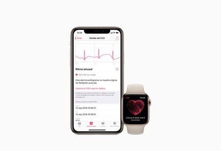 Todos los países que traen compatibilidad con ECG del Apple Watch Series 4