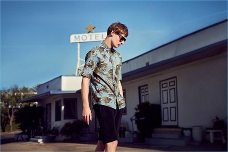 Hm Men 2017 Style Vacation Cool 003