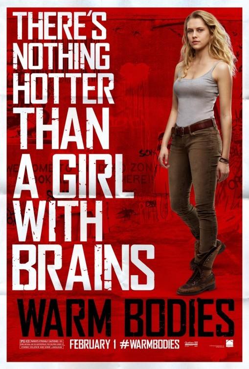 Foto de Todos los carteles de 'Memorias de un zombie adolescente' (5/10)