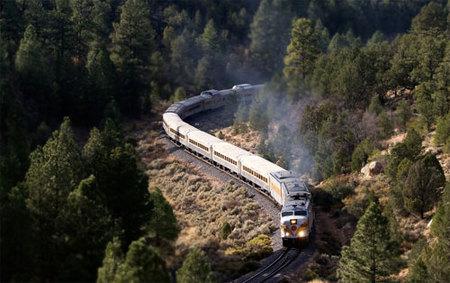 Tren Gran Cañon