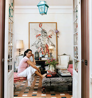 Casas de Famosos: Carolina Herrera Jr en Madrid