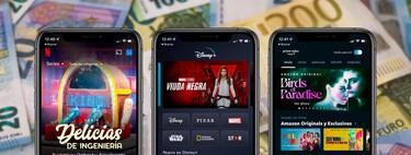 Este es el ahorro total al tener Netflix, Prime Video, HBO Max y otras compartiendo cuenta con el máximo número de personas