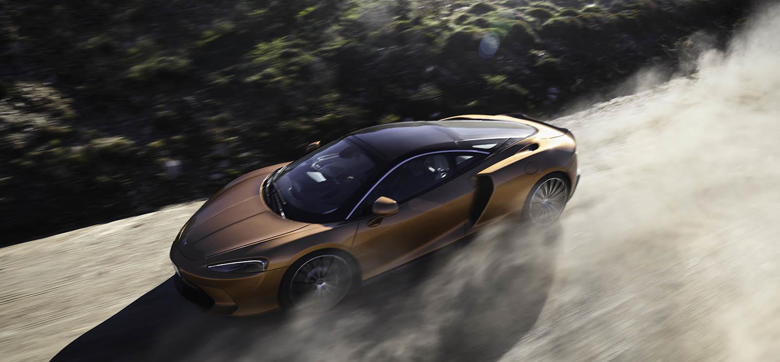 Foto de McLaren GT 2020 (6/35)