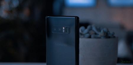 Lector del Samsung Galaxy Note 8