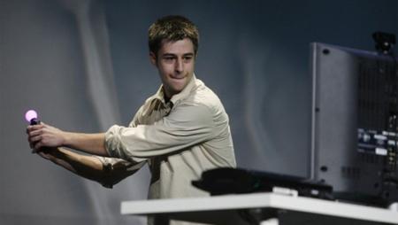 Wand, el controlador de movimiento de la Playstation 3