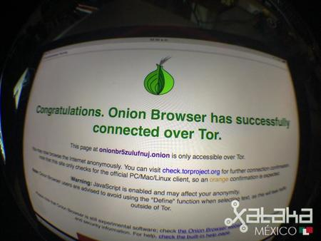 Onion Browser, seguridad Tor en tus dispositivos iOS