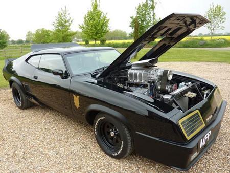 Ford Falcon V8 Police Interceptor Mad Max