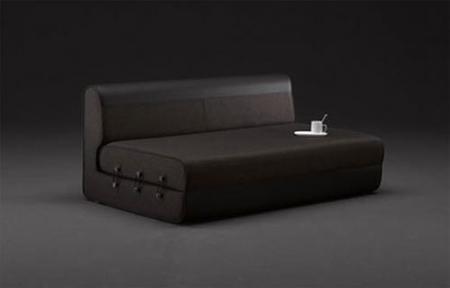 Easy Sleep, un sofá cama cómodo y de corte moderno