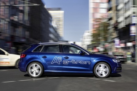 Audi A3 Sportback g-tron, a la venta en Alemania desde 25.900 euros