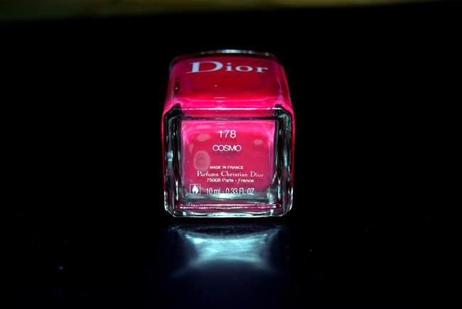 Foto de Esmalte de uñas intenso para el fin de semana: 178 Cosmo de Dior (3/6)