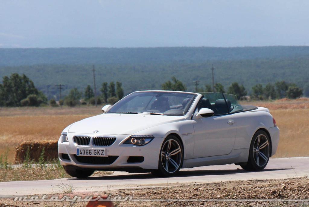 Foto de BMW M6 Cabrio (prueba) (54/68)