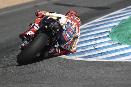 Marc Marquez Test Jerez 3