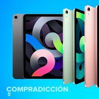 Estrenar la tableta ligera de Apple cuesta menos comprándola en MediaMarkt: iPad por 569 euros con envío gratis