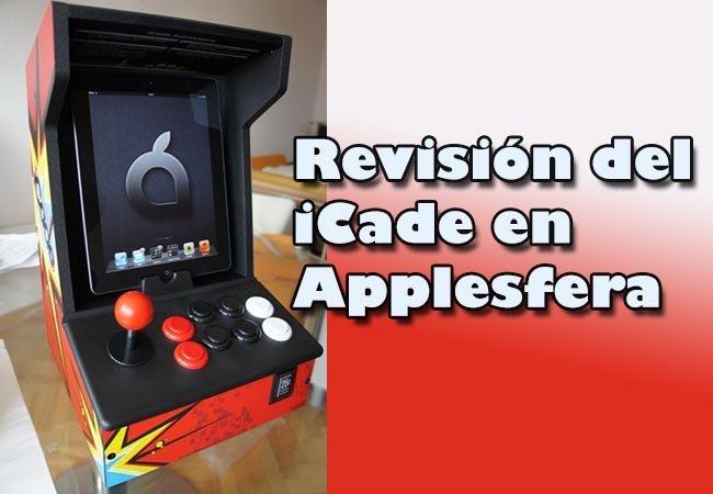 Revisión a fondo del iCade en Applesfera